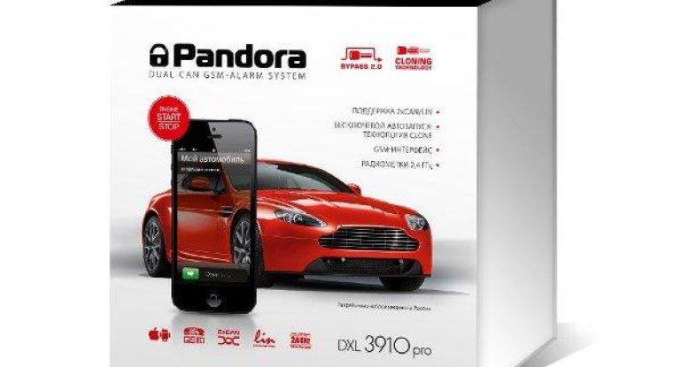 Pandora dxl 3910 инструкция по эксплуатации
