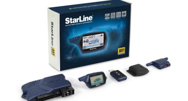 Extra run на сигнализации starline
