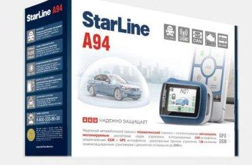 starline a94 2can инструкция по эксплуатации брелка