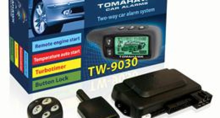 Сигнализация томагавк 9030 инструкция