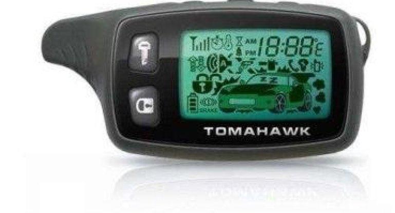 Сигнализация tomahawk 434 mhz frequency: инструкция по применению.